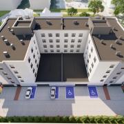 Osiedle Dzika / mieszkania Ząbki / 2020 / Gór-Pis